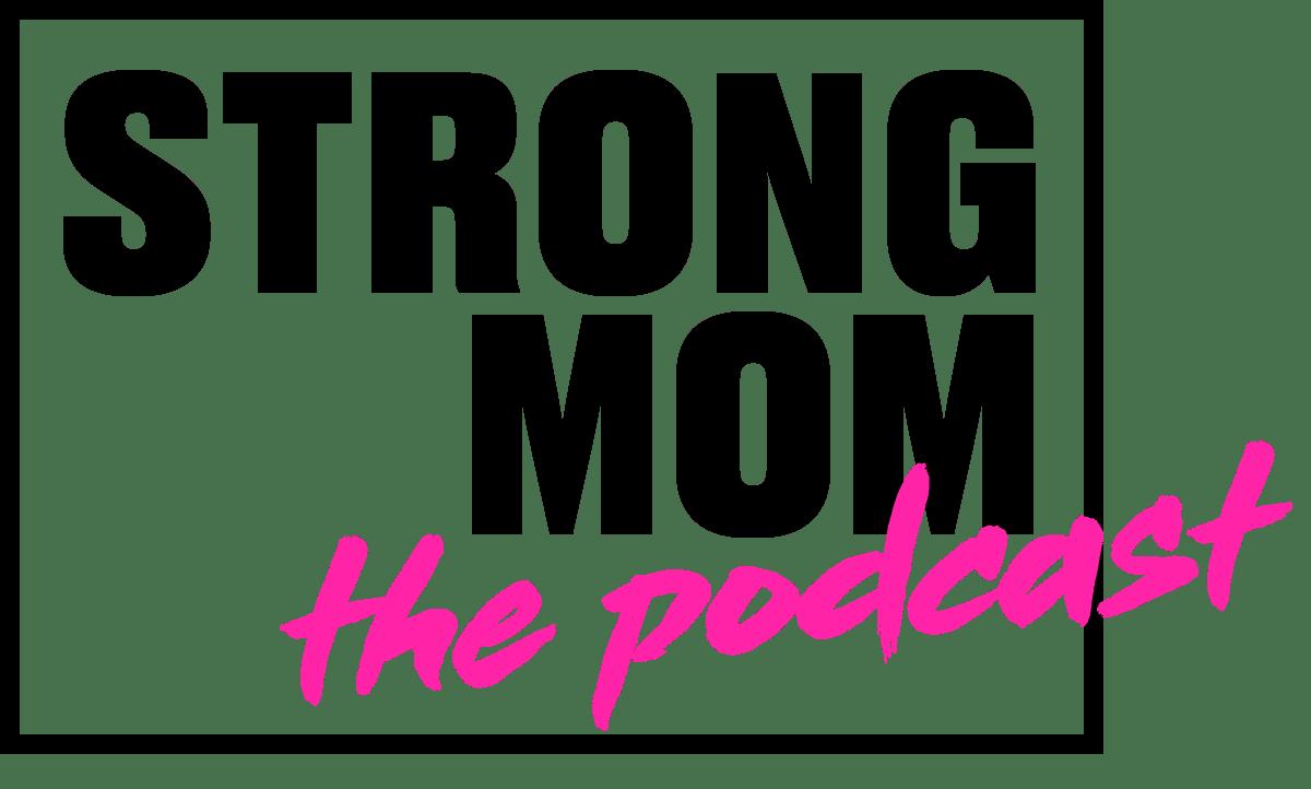 Strong Mom Logo